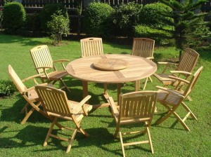 How to choose garden furniture for the garden, tips