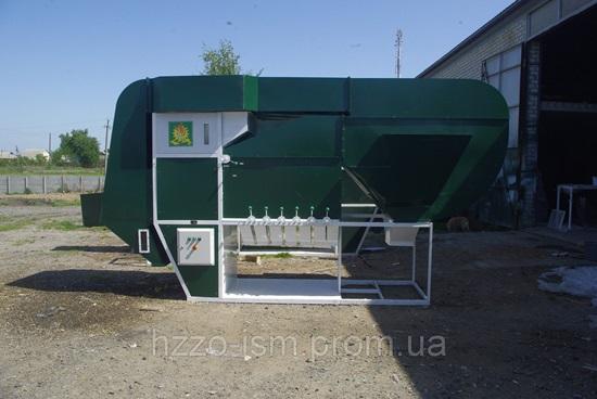 сепаратор для зерна