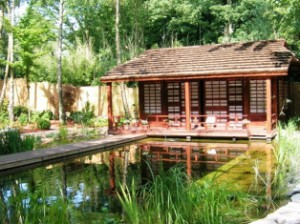 Beautiful garden ponds in the garden of his own hands. How to make a decorative pond on the site