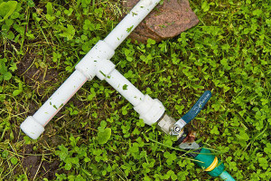 Automatic irrigation system of the garden with his own hands. Cheap, high quality and useful!