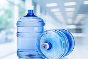 Доставляем питьевую воду